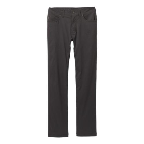 prAna Men's Brion Pants - 28in Inseam Charcoal