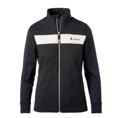 Cotopaxi Women's Monte Hybrid Jacket Black