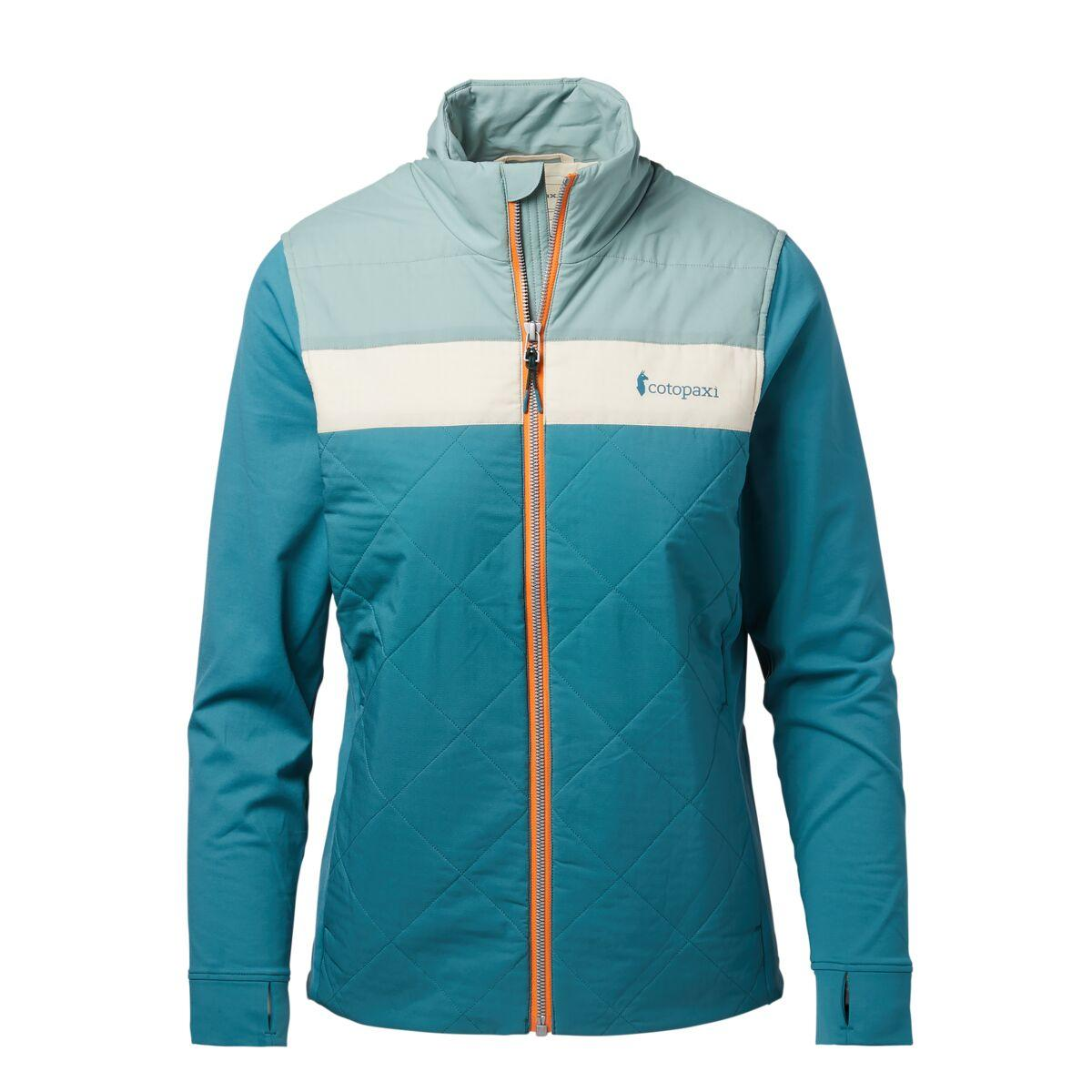 Cotopaxi Women's Monte Hybrid Jacket SUBMARINE