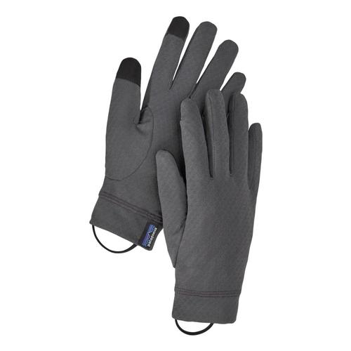 Patagonia Capilene Midweight Liner Gloves Fgrey_fge