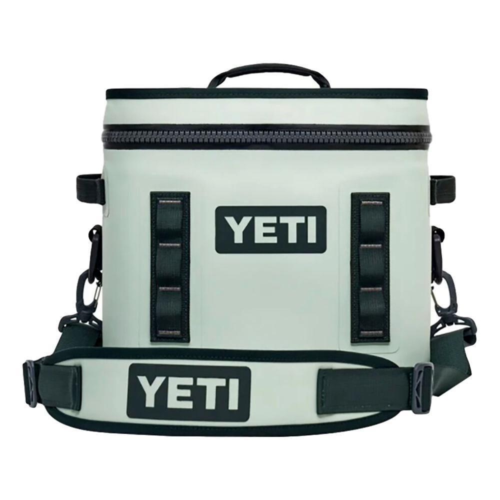 YETI Hopper Flip 12 Soft Cooler SGBRSH_GREEN