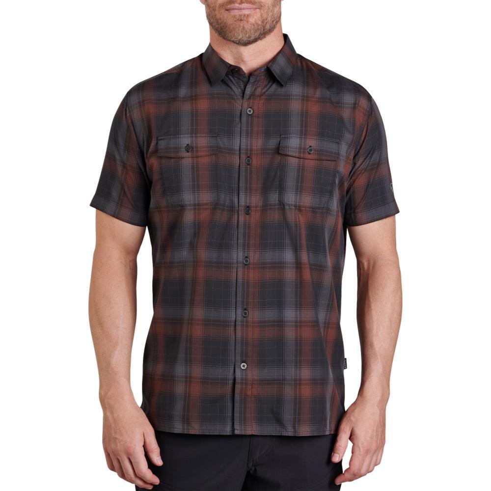 KUHL Men's Response Shirt BLACKSPICE