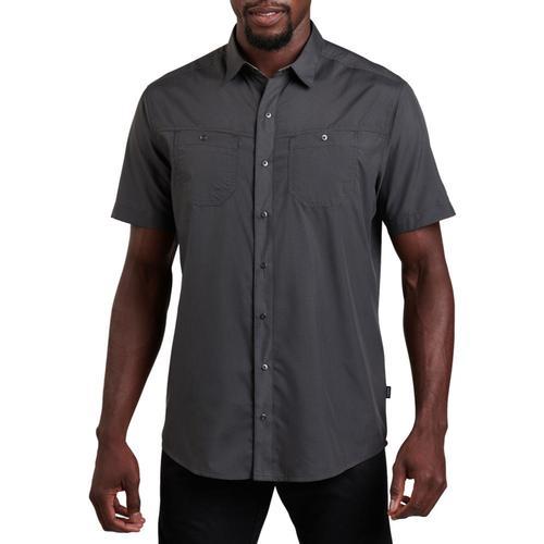 KUHL Men's Stealth Shirt Blk/Koal