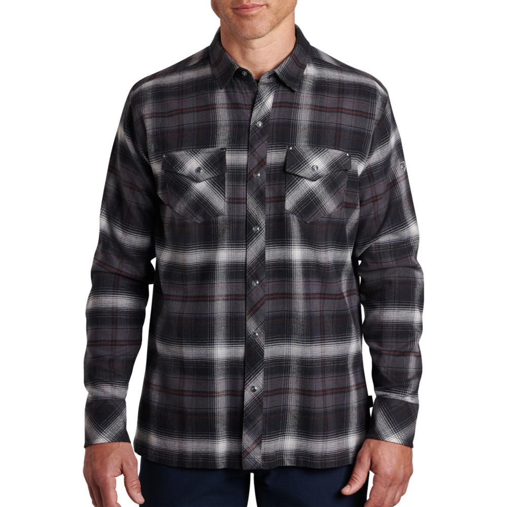 KUHL Men's Lowdown Shirt ONYX