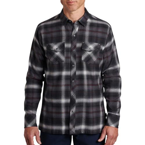 KUHL Men's Lowdown Shirt Onyx