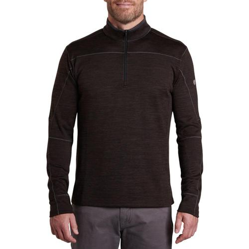 KUHL Men's Ryzer Shirt Blkcoffee