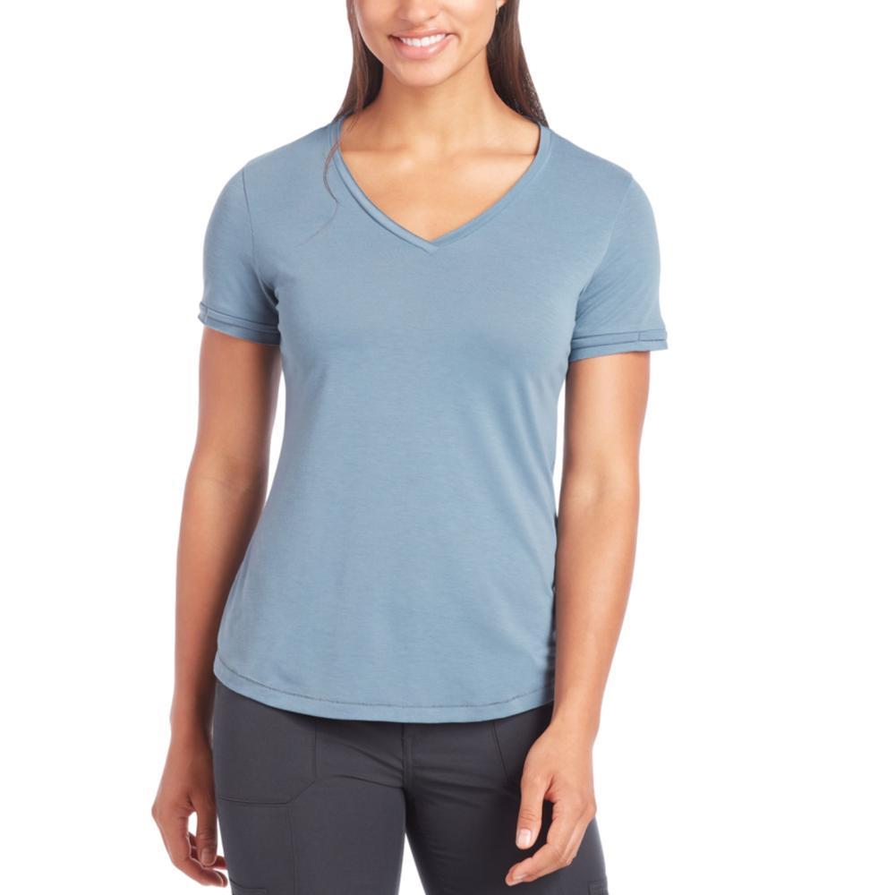 KUHL Women's Juniper Short Sleeve Shirt OVERCAST_OVC