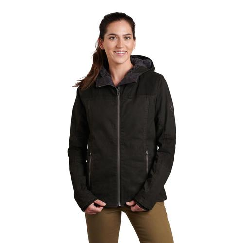 KUHL Women's Law Hoody Espresso