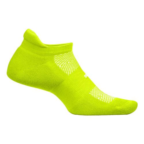 Feetures High Performance Ultra Light No Show Tab Socks Biolime