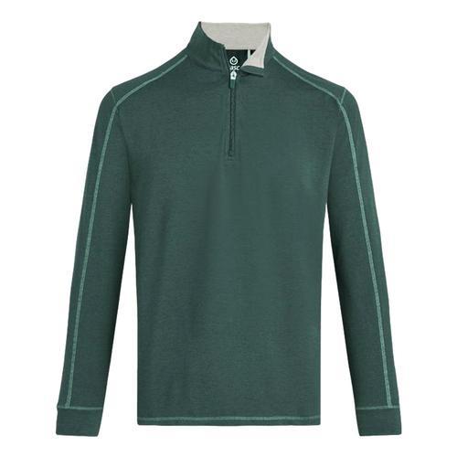 tasc Men's Carrollton Lightweight Quarter Zip Top Green_304
