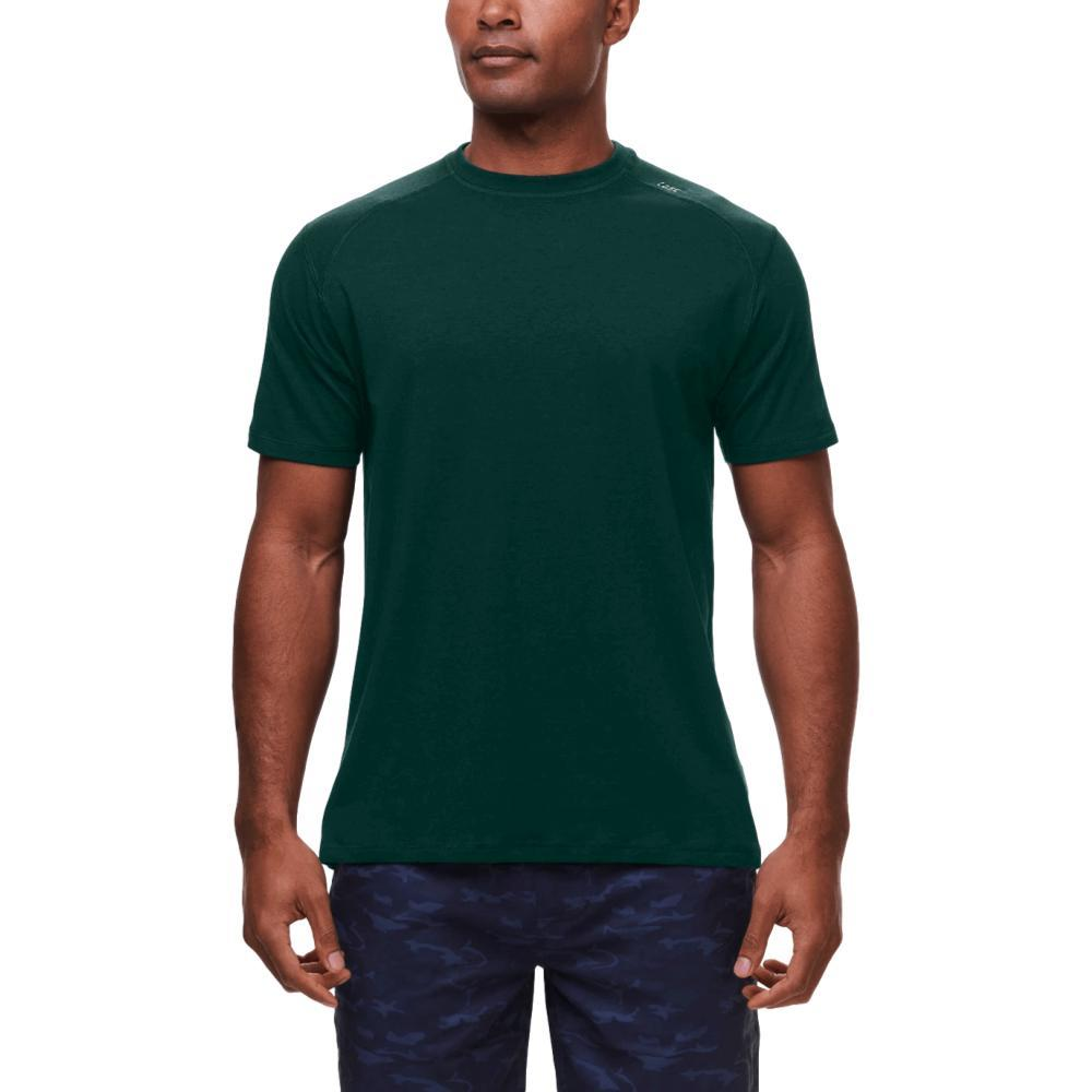 tasc Men's Carrollton Fitness T-Shirt GREEN_303