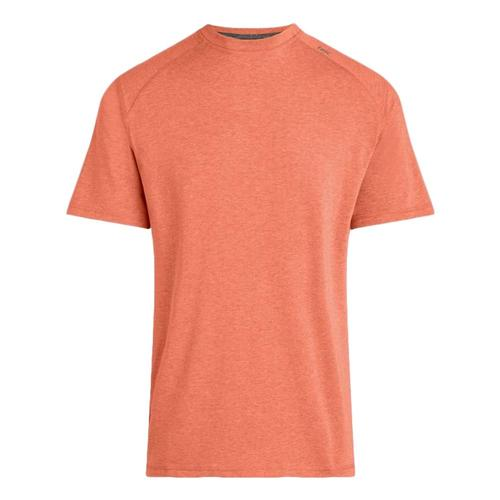 tasc Men's Carrollton Heather Fitness T-Shirt Sahara_812
