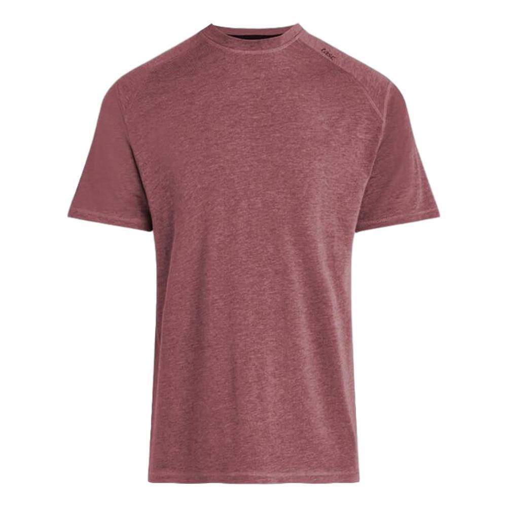 tasc Men's Carrollton Heather Fitness T-Shirt VINYARD_652