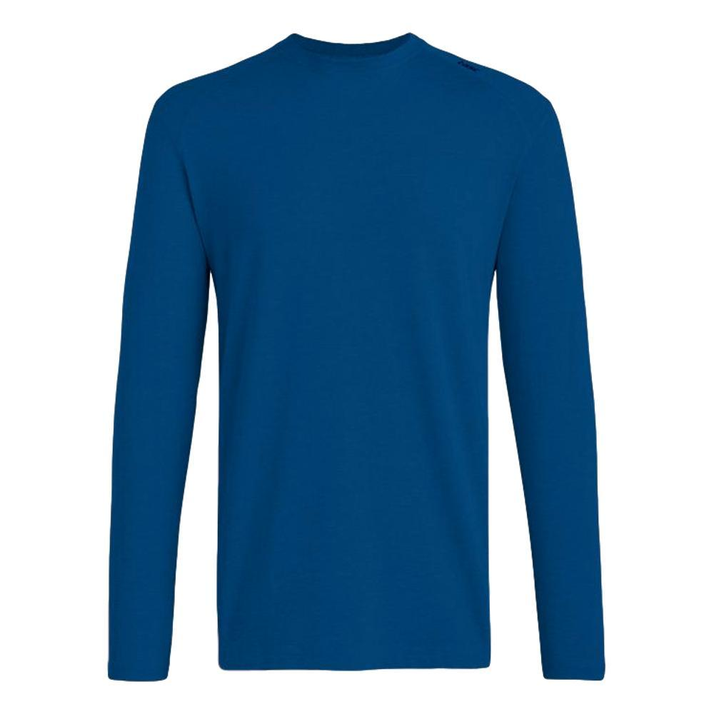 tasc Men's Carrollton Long Sleeve Fitness T-Shirt BLUE_474