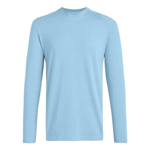 tasc Men's Carrollton Long Sleeve Fitness T-Shirt Clrblue_456