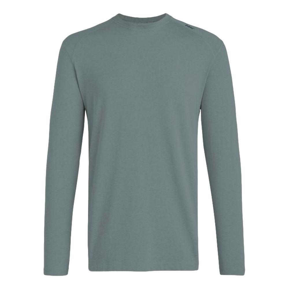 tasc Men's Carrollton Long Sleeve Fitness T-Shirt SLATE_31