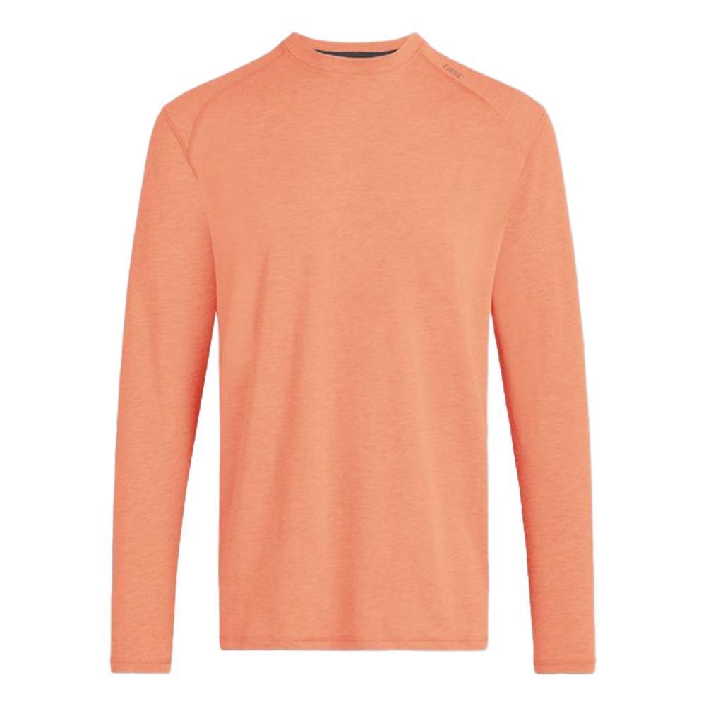 tasc Men's Carrollton Heather Long Sleeve Fitness T-Shirt SAHARA_812