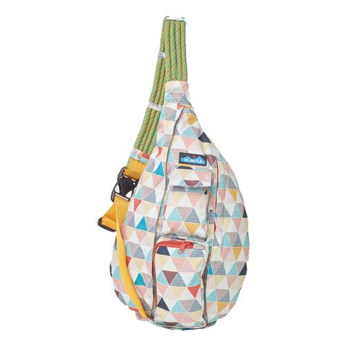 KAVU Rope Sling Bag Tribl_1293