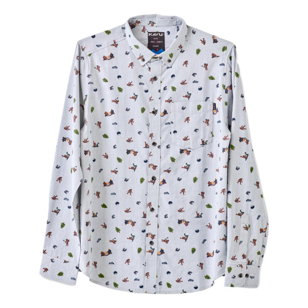 KAVU Men's Linden Shirt SASQUATCH500