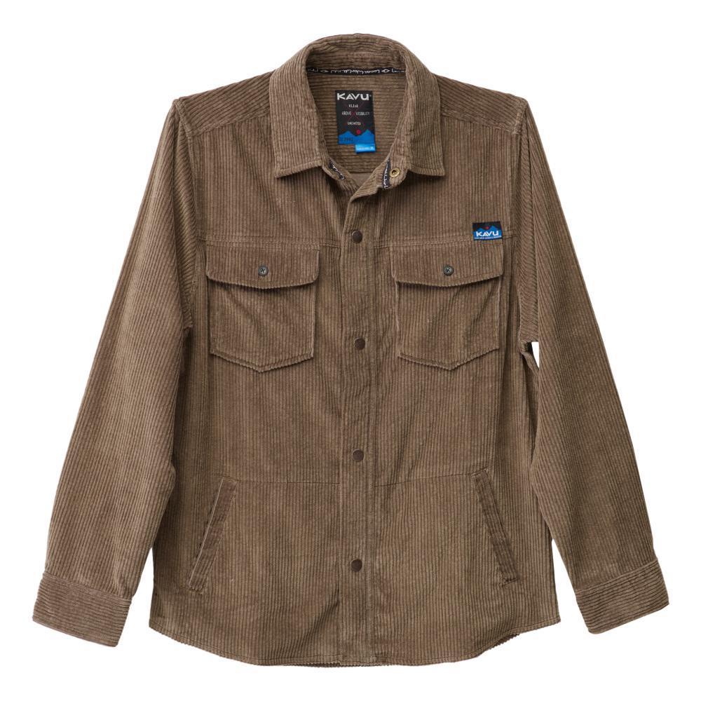 KAVU Men's Petos Shirt Jacket STONE_798