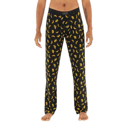 Saxx Men's Sleepwalker Pants Banana_brk