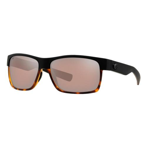 Costa Half Moon Sunglasses Blk/Tort