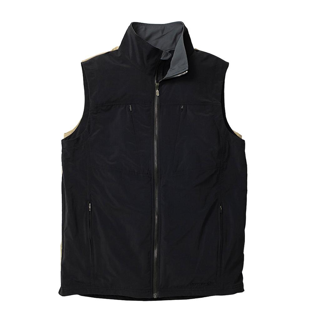 ExOfficio Men's FlyQ Vest BLK_9999