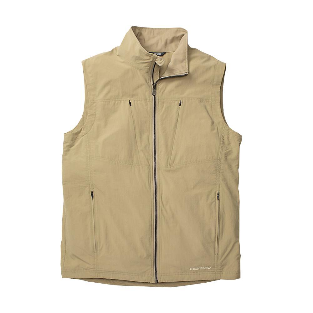 ExOfficio Men's FlyQ Vest TAWNY_8421