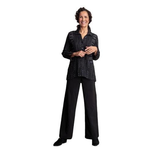 Habitat Women's J-Pocket Shirt Black