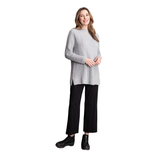 Habitat Women's Mixed Stitch Tunic Heather