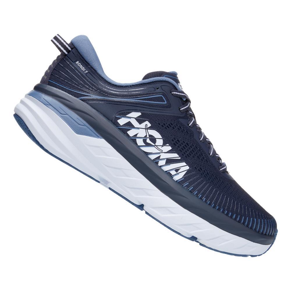 HOKA ONE ONE Men's Bondi 7 Running Shoes OMBLU.PBLU_OBPB