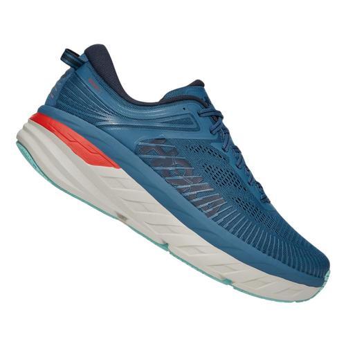 HOKA ONE ONE Men's Bondi 7 Running Shoes Rteal.Osp_rtos
