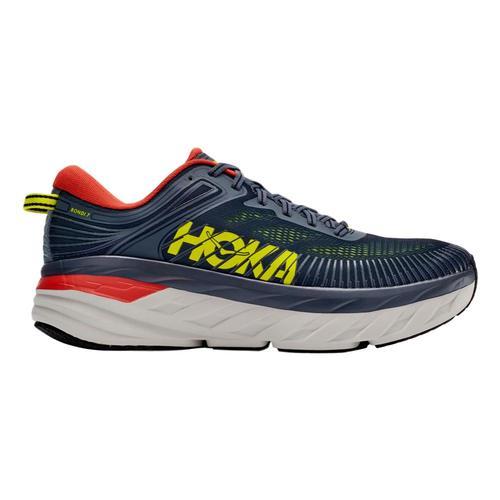 HOKA ONE ONE Men's Bondi 7 Running Shoes Turbl.Chli_tchl
