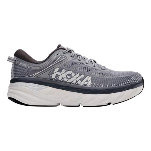HOKA ONE ONE Men's Bondi 7 Running Shoes Wdov.Dshd_wdds