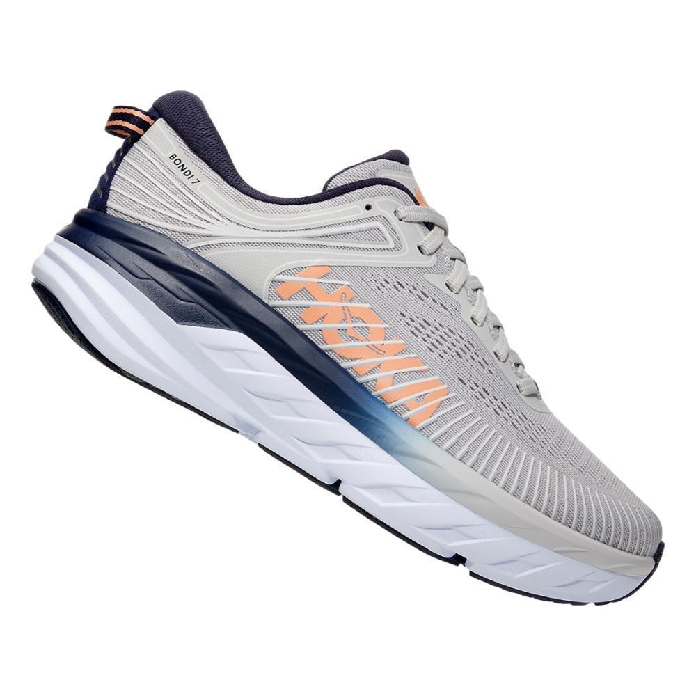 HOKA ONE ONE Women's Bondi 7 Running Shoes LROK.BKIR_LRBI