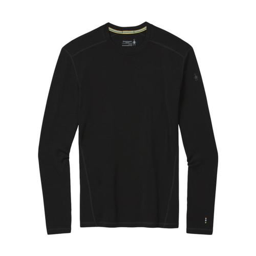 Smartwool Men's Merino 250 Base Layer Crew Black_001