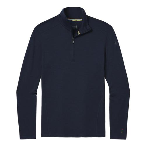 Smartwool Men's Merino 250 Base Layer 1/4 Zip Dpnavy_092