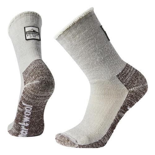 Smartwool Men's Extra Heavy Cozy Slipper Socks Ltgray_039