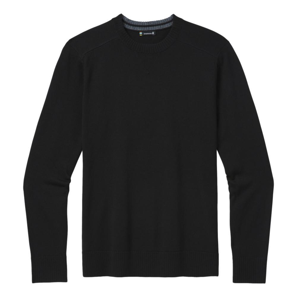 Smartwool Men's Sparwood Crew Sweater BLACK