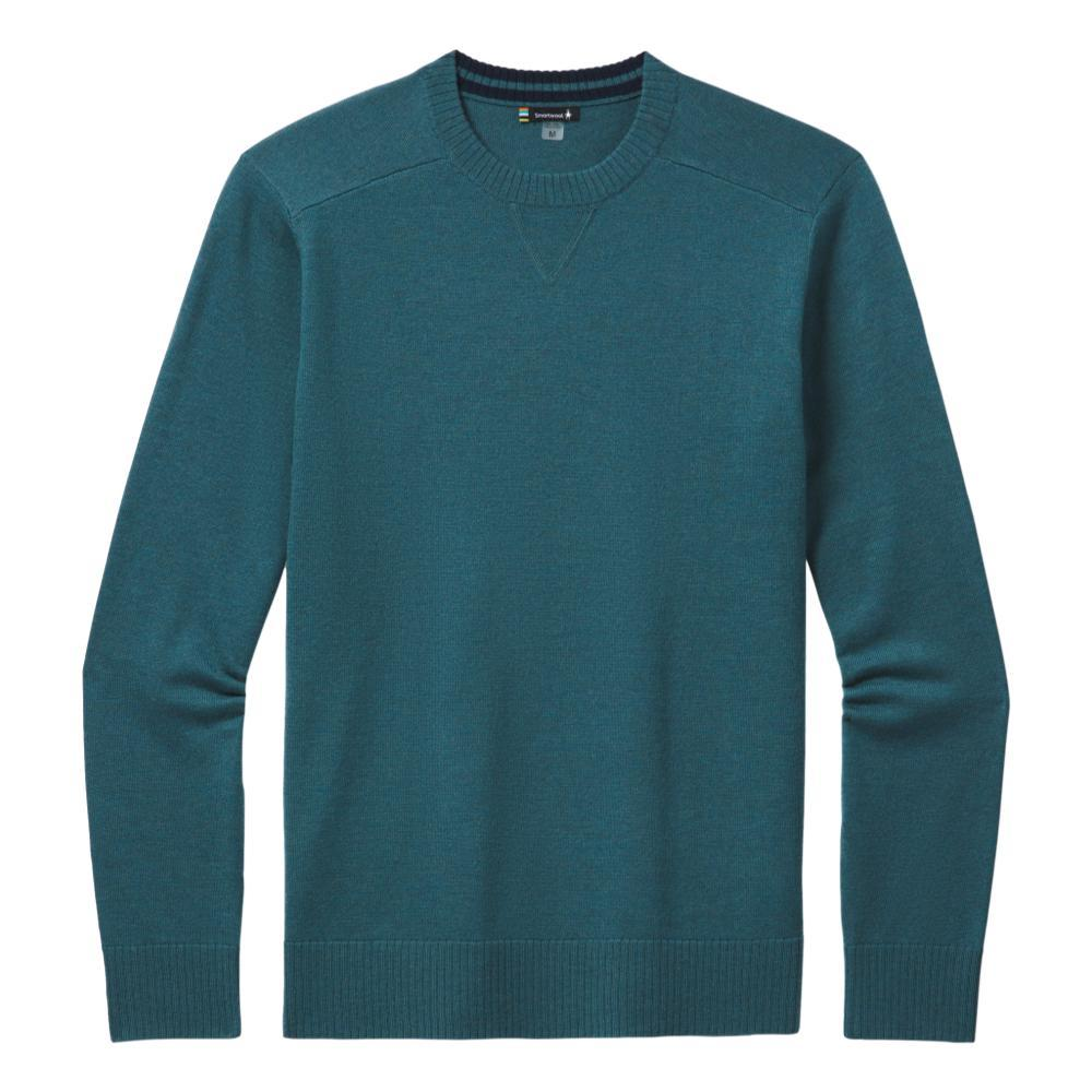 Smartwool Men's Sparwood Crew Sweater BLUE