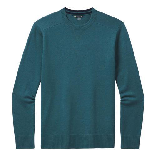 Smartwool Men's Sparwood Crew Sweater Blue