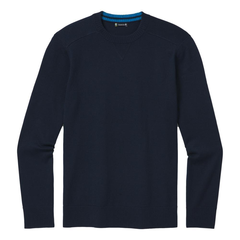 Smartwool Men's Sparwood Crew Sweater DEEPNAVY