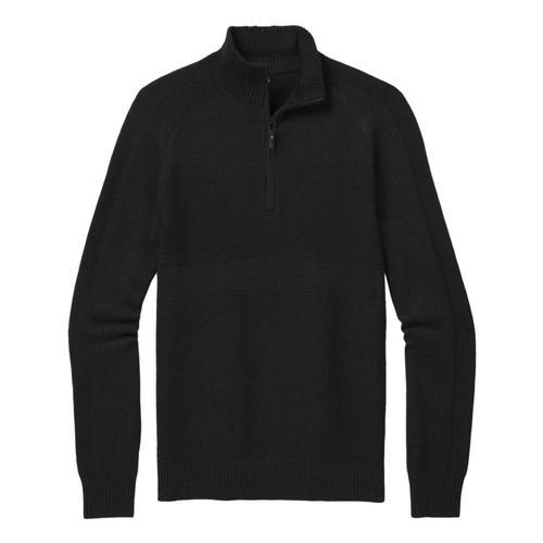 Smartwool Men's Ripple Ridge Half Zip Sweater Deepnavy