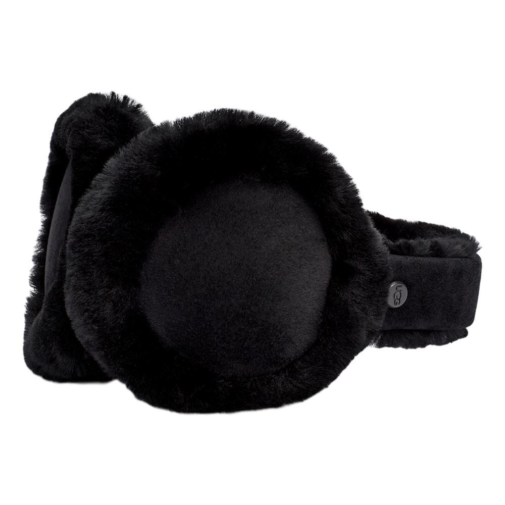 UGG Sheepskin Bluetooth Earmuffs BLACK_BLK