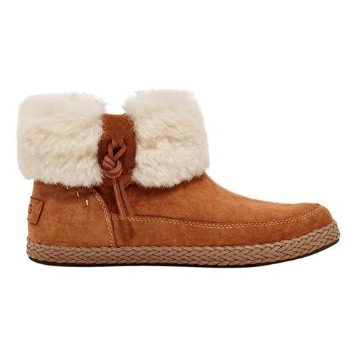 UGG Women's Elowen Boots Chestnt_che