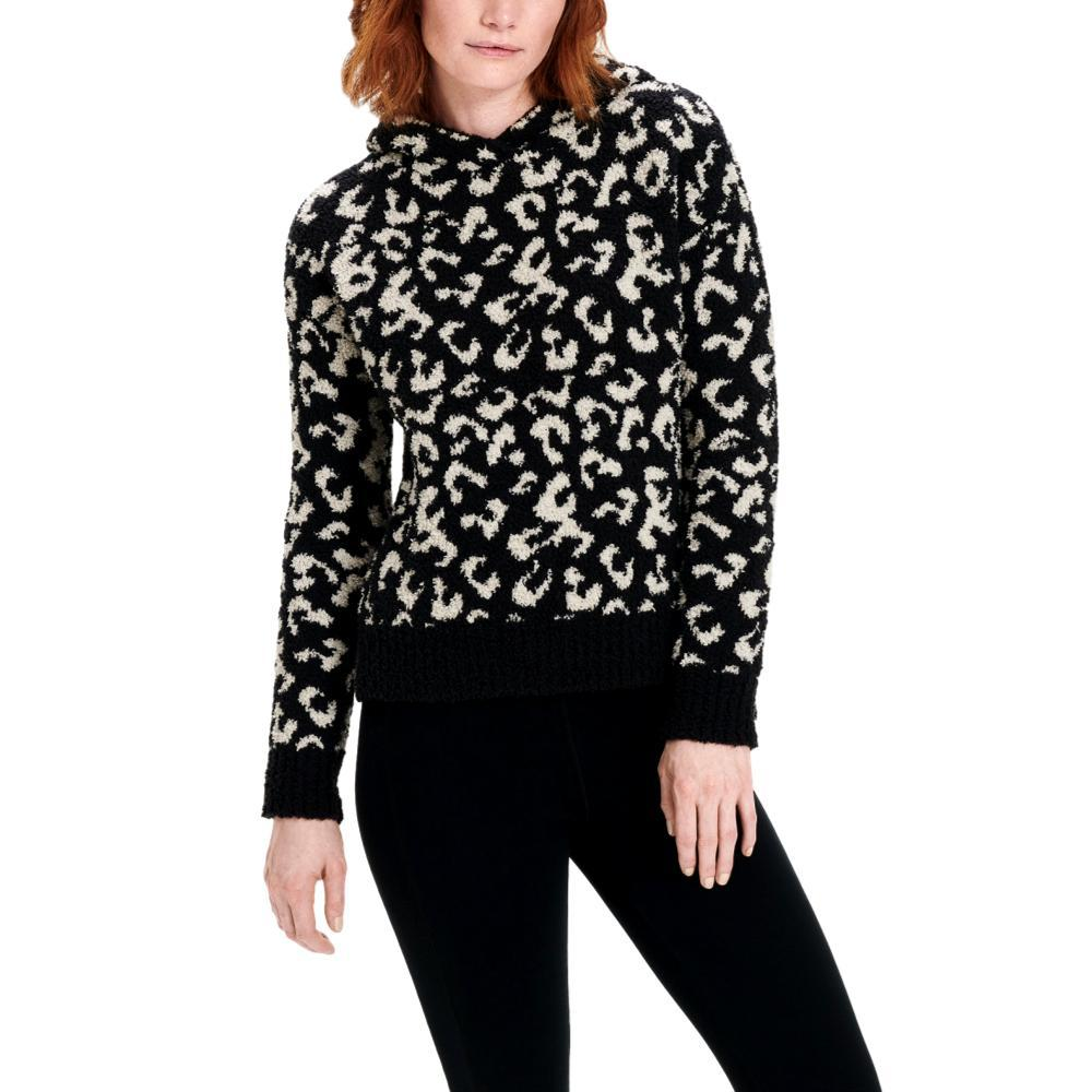 UGG Women's Louise Sweater LEOPARD_BKLP