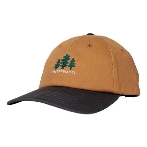 Fayettechill Tres Pinon Hat Khakibrown