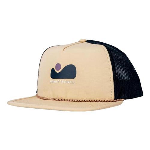 Fayettechill Moon Beam Rider Hat Navykhaki
