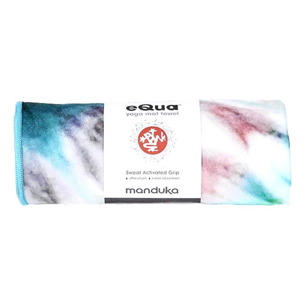 Manduka eQua Mat Towel ECLPS_DYE_CRBN