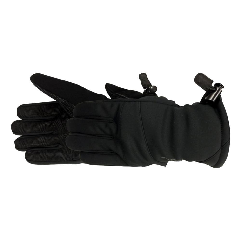 Manzella Men's Gore-Tex Infinium Versatile 2.0 Gloves BLACK